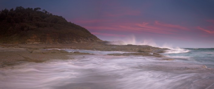 Andrew Barnes Landscape Photography - The Force and the Calm