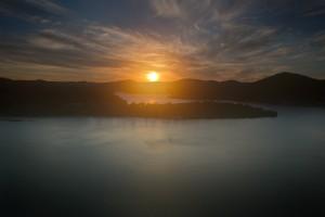 Andrew Barnes Landscape Photography - Milson Island Halo