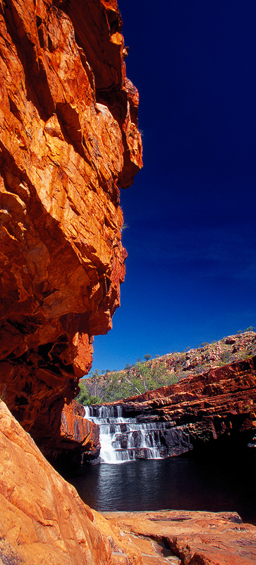 Andrew Barnes Landscape Photography, Bell Gorge, Outback Photography