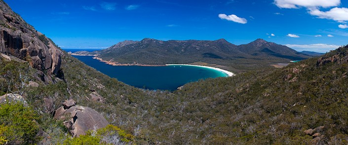 Andrew Barnes Landscape Photography, Wineglass Bay, Outback Photography