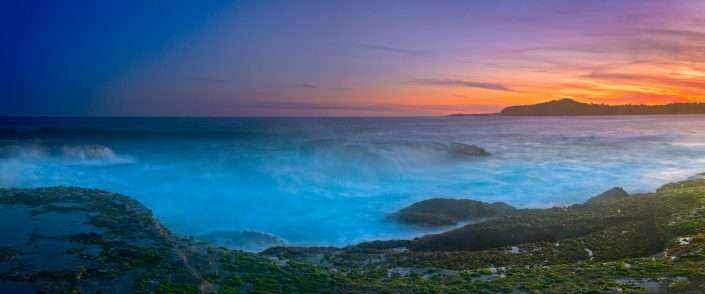 Andrew Barnes Landscape Photography Mona Vale Beach Sunset