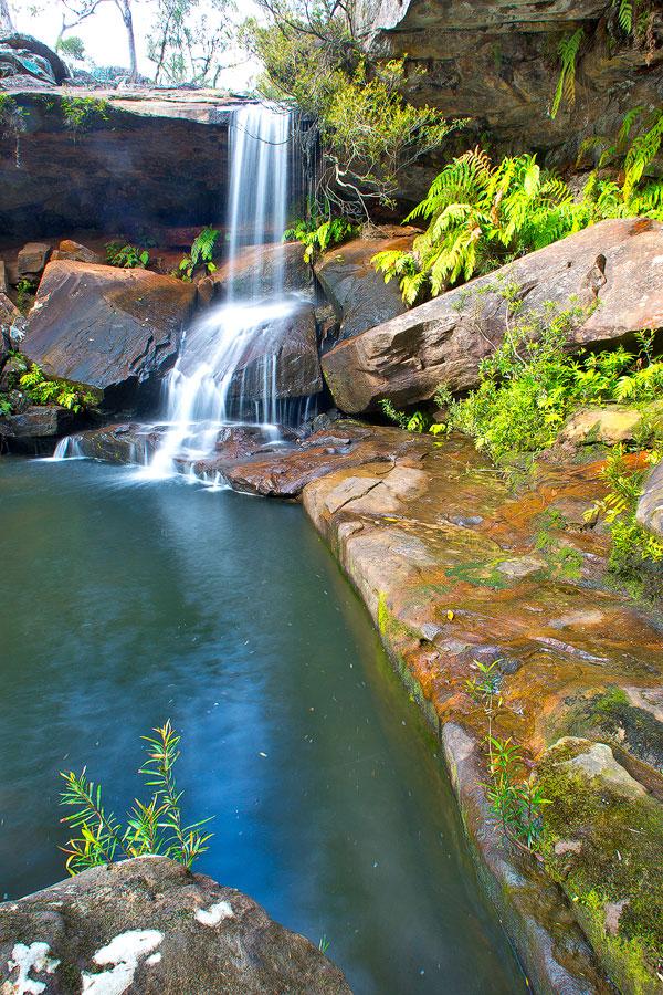 Andrew Barnes Landscape Photography Upper Gledhill Falls