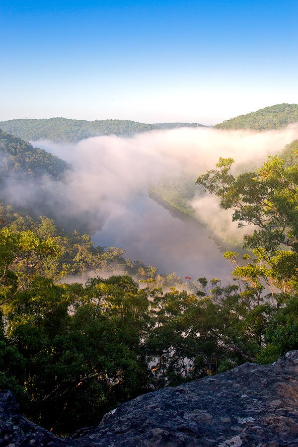 Naa Badu, Great North Walk, Berowra, Australian Landscape Photography, Berowra Waters, Berowra Valley National Park