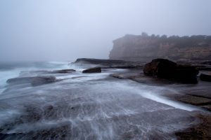 Skillion, Fog, The Haven, Terrigal