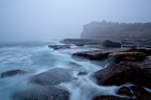 Skillion, Fog, The Haven, Terrigal, Central Coast