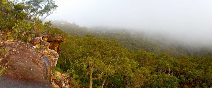 Eagle Rock, Berowra, Australian Landscape Photography, Berowra Waters, Berowra Valley National Park