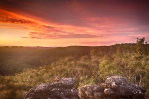 Pink Moods, Berowra, Australian Landscape Photography, Berowra Waters, Berowra Valley National Park