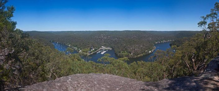 Berowra, Berowra Waters Vista, Australian Landscape Photography, Berowra Waters, Berowra Valley National Park