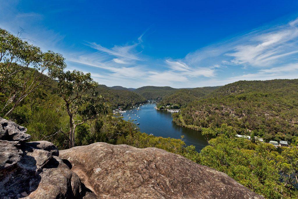 A Great Walk North, Great North Walk, Berowra, Australian Landscape Photography, Berowra Waters, Berowra Valley National Park
