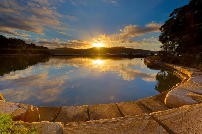 Brooklyn Marina, Brooklyn, Hawkesbury, Hornsby Shire, Landscape Photography Sydney