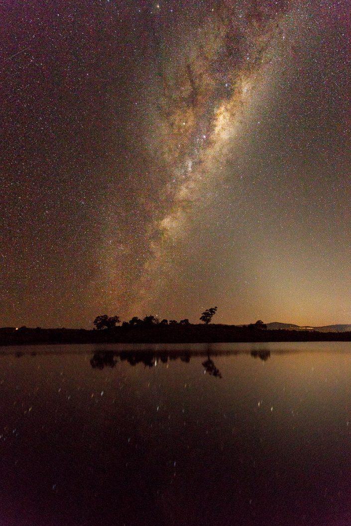 Milky Way, Astrophotography, Lake Jindabyne, Snowy Mountains, Kosciuszko National Park, Landscape Photographers