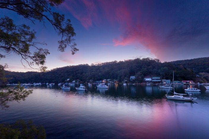 Berowra Waters, Berowra, Berowra Valley Regional Park, Berowra Waters Ferry