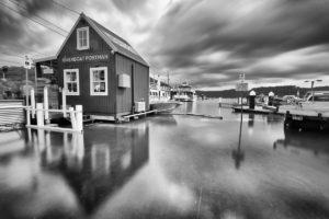 Riverboat Postman, Brooklyn, Hawkesbury, Dangar Island, King Tide