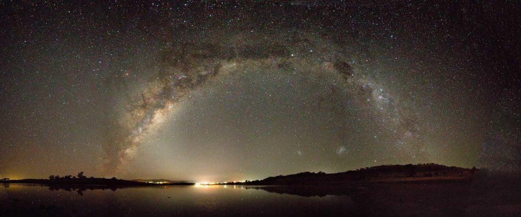 Jindabyne, Lake Jindabyne, Snowy Mountains, Milky Way, Astrophotography