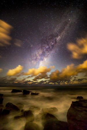 Astrophotography, Milky Way, Galactic Core, Forresters Beach, Central Coast