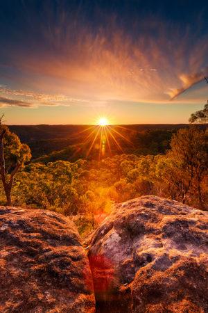 Berowra Heights Sunset