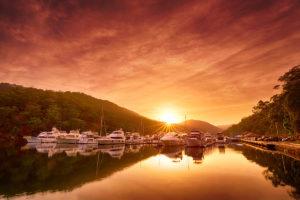 Empire Marina, Bobbin Head, Kuring-gai Chase National Park, #sydneysboatingparadise