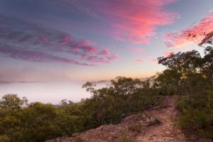 Berowra Valley Sunrise